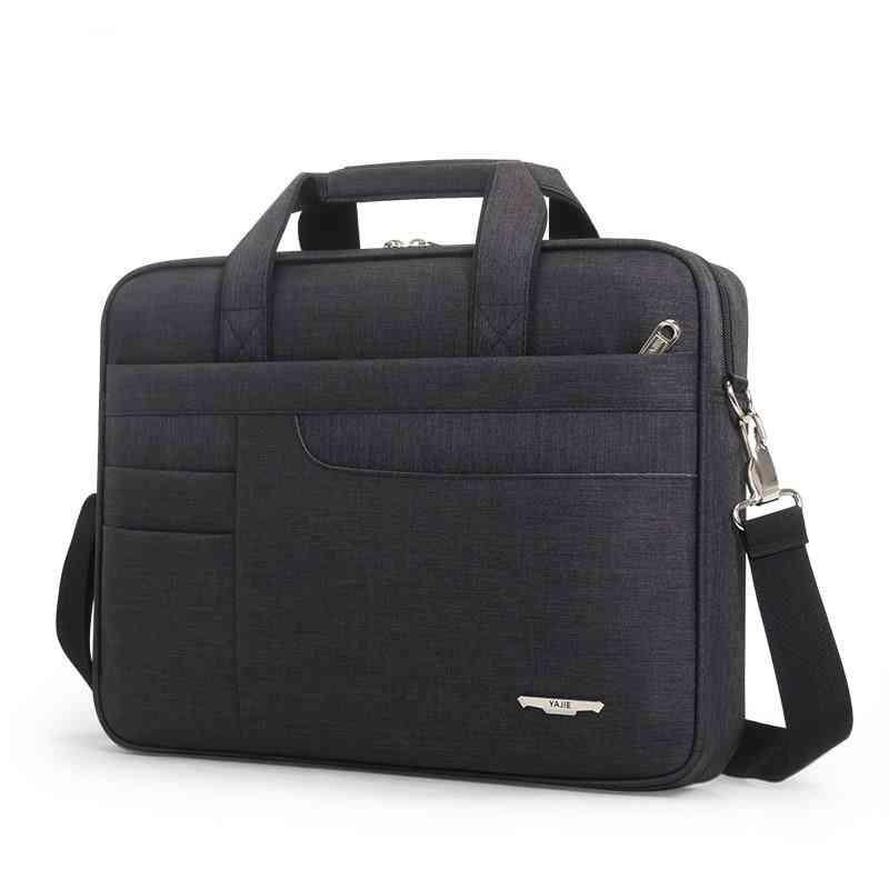 Waterproof Men, Women, Laptop Briefcase, Large Capacity, Business Handbag