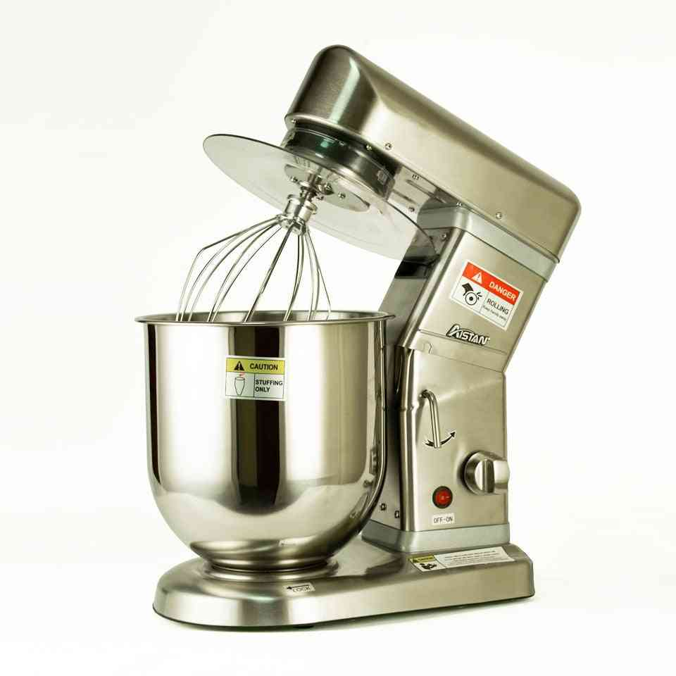 Electric Stand Planetary Food Mixer With Cover