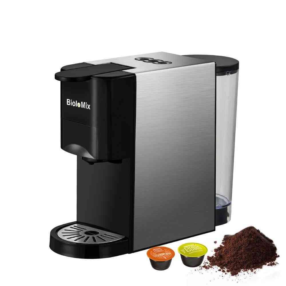 Multiple Capsule Espresso Coffee Machine