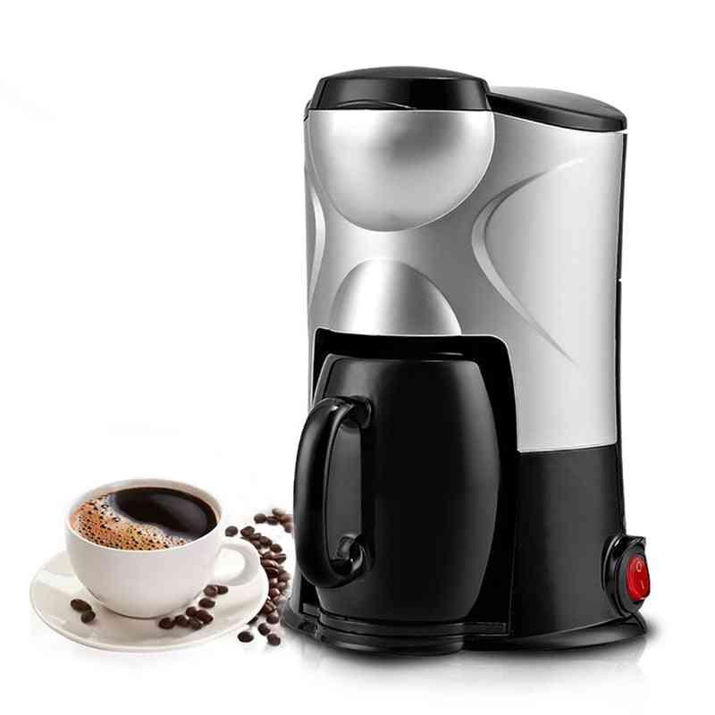 Stylish Home Portable Fully Automatic Mini American Coffee Machine
