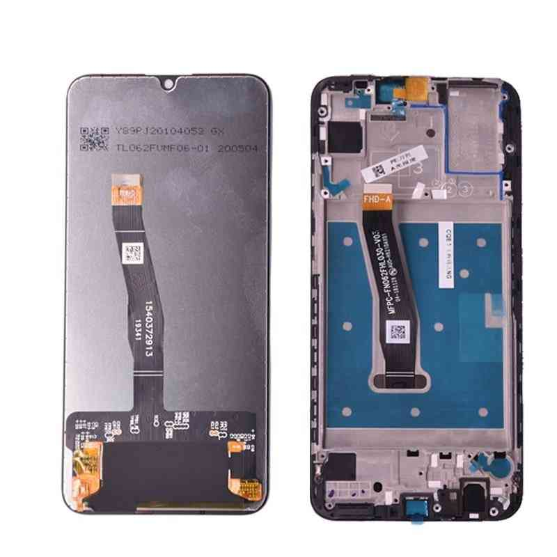 Smart Lcd Display With Touch Screen Digitizer Assembly With Frame