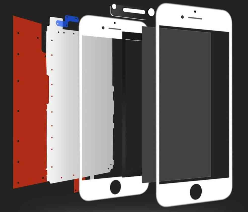 Aaaaa Lcd Display Screen, Assembly Digitizer With 3d Touch