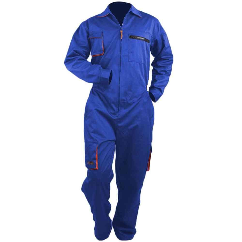 Male Wear Uniforms  Working Repairmen Strap Jumpsuits