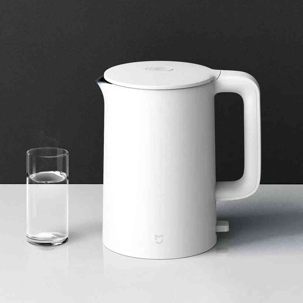 Electric Kettle, Stainless Steel, Instant Heating
