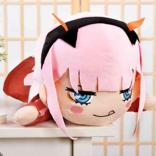 Figure Cushion Pillow Soft Cotton Stuffed Plushie, Cosplay Collection Toy