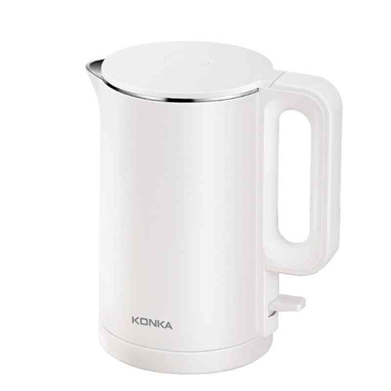 Electric Kettle Tea Pot, Auto Power-off, Protection Water Boiler