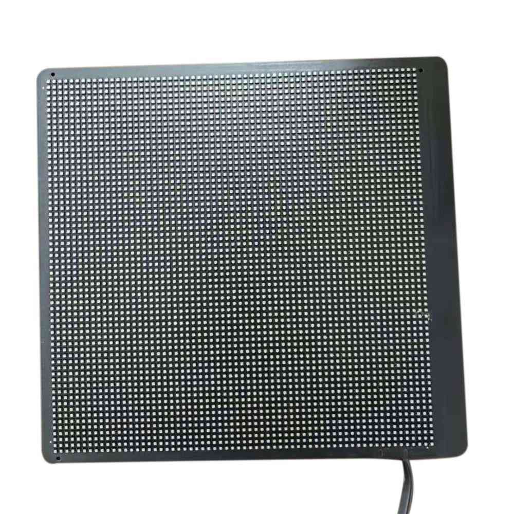 Led Screen Display, Wifi Control For Advertising Backpack Accessories