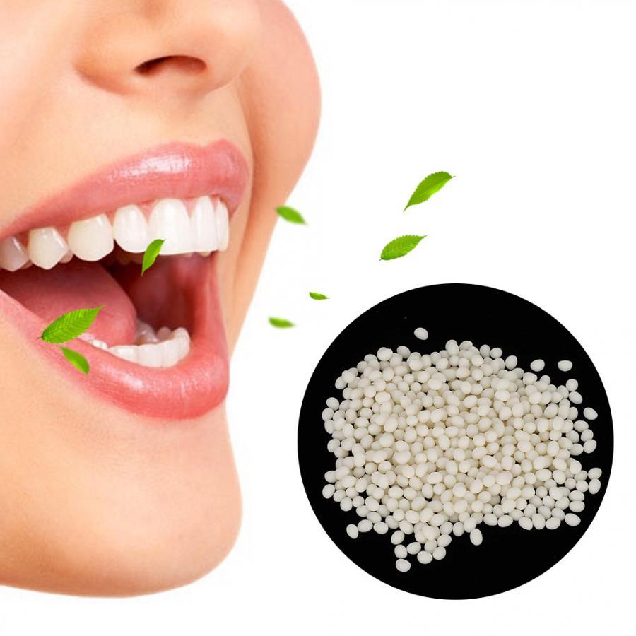 Temporary Tooth Repair, Gaps Filling Denture Adhesive False Teeth Solid Glue