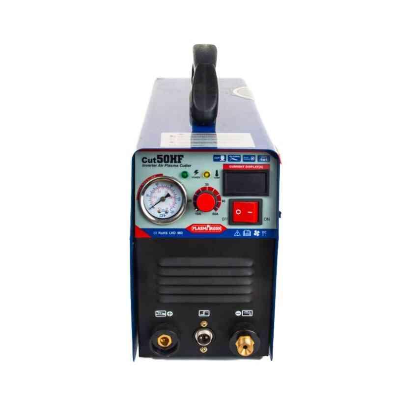 Air Plasma Cutter Equipment, Cut50 Ibgt Dc Inverter, Hf Arc Start 220v
