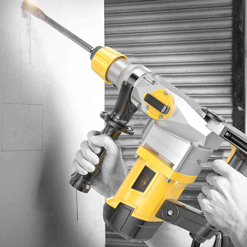 High Power Heavy Concrete Breaker Impact Electric Hammer