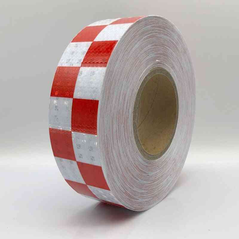 Shining Square, Self-adhesive, Reflective Warning Tape For Body Signs