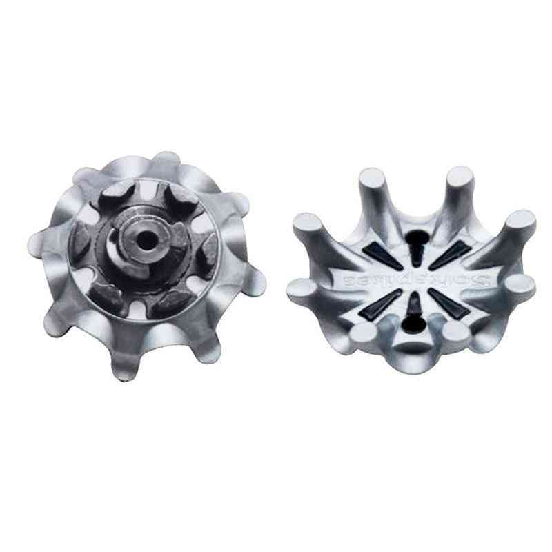 Golf Shoe Spikes, Middle With/not Hole, Spiral Nails, Sports Shoe Accessories