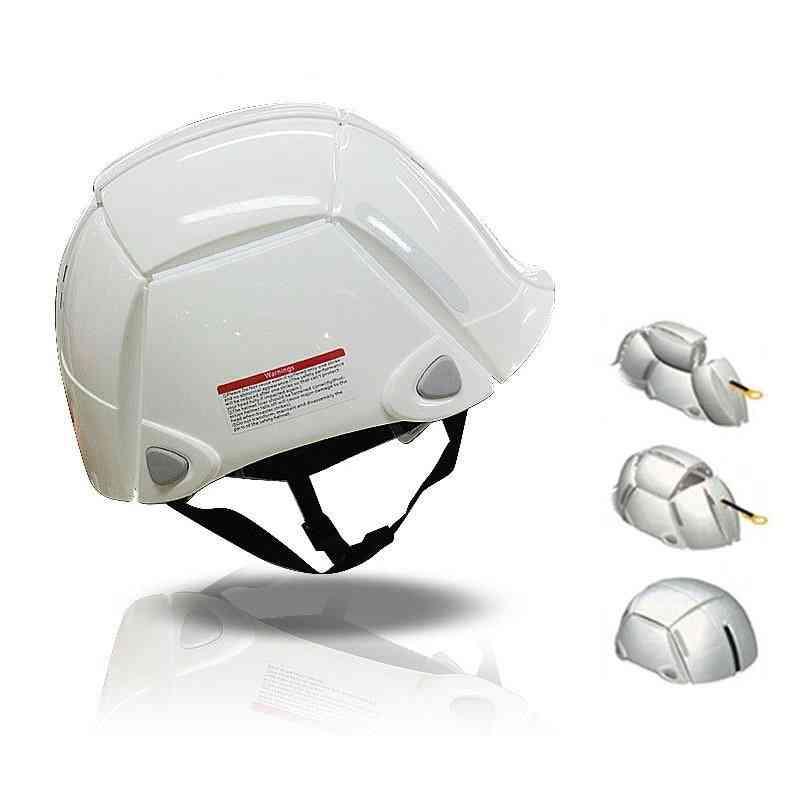 Rescue Escape, Folding Collapse, Outdoor Helmet