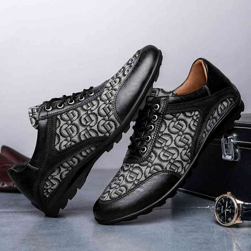 Professional Leather, Anti Slip, Golf Sport Sneakers's