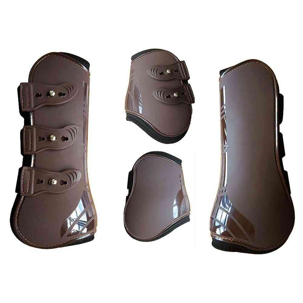 Front Hind Practical Horse Leg Boot, Protection Wrap
