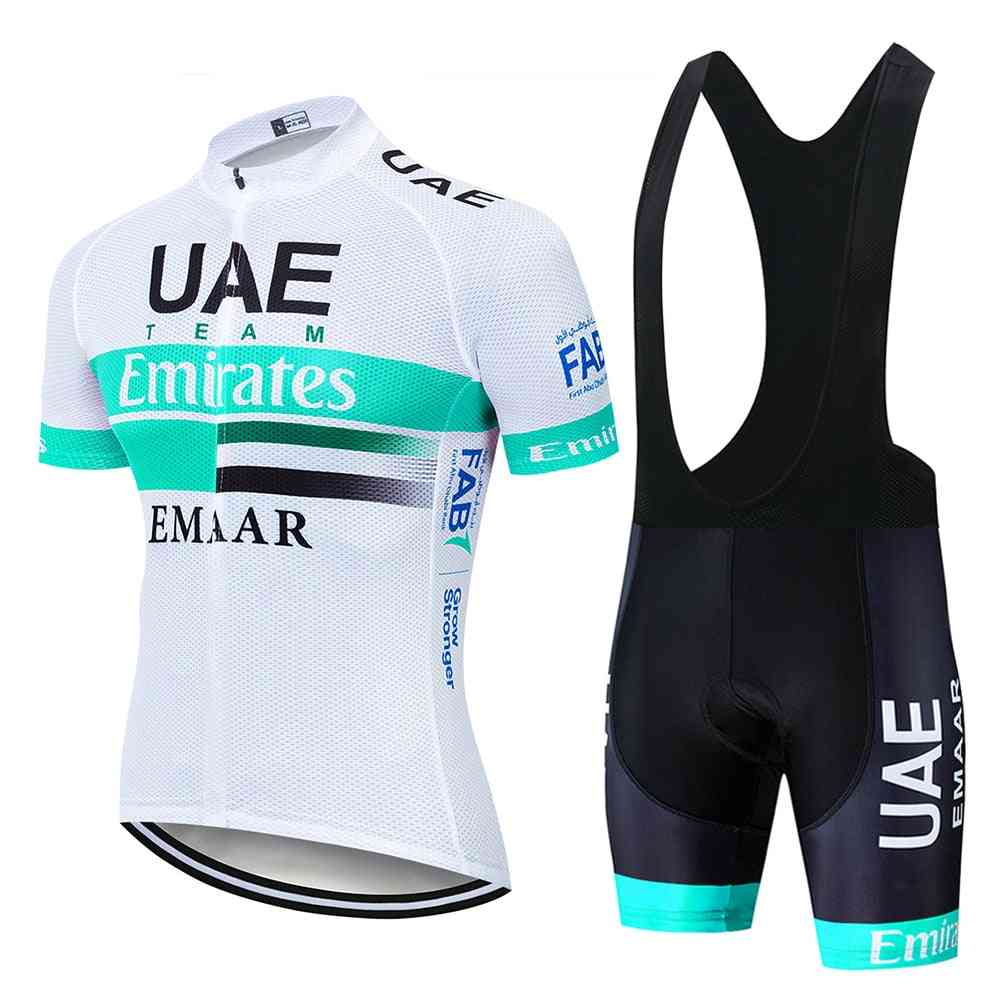 Team Uae Cycling Jersey's