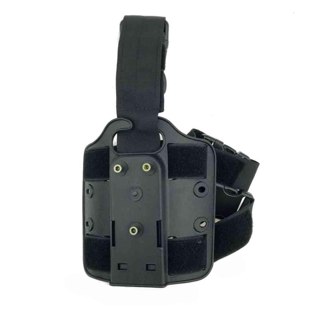 Tactical Hunting- Glock Drop Leg, Gun Holster Adapter