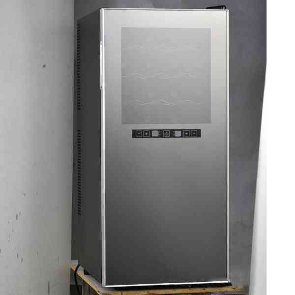 Electric Cabinet, Constant Temperature, Stainless Steel, Commercial Ice Bar Refrigerator