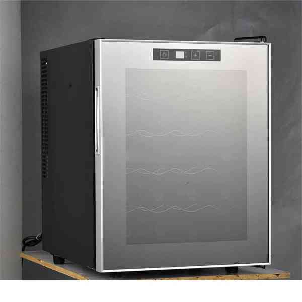Electric Red Cabinet Constant Temperature, Stainless Steel, Ice Bar Mini, Refrigerator