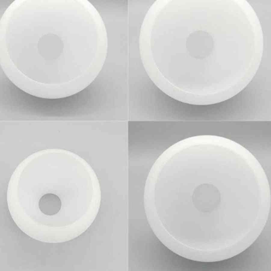 Opening Globe Glass Lamp Shade Replacement Part Lighting Accessory