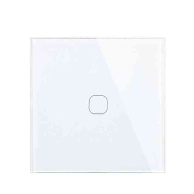 Mini Tiger Eu Standard Luxury Crystal Glass Switch Wall Light Touch Switch