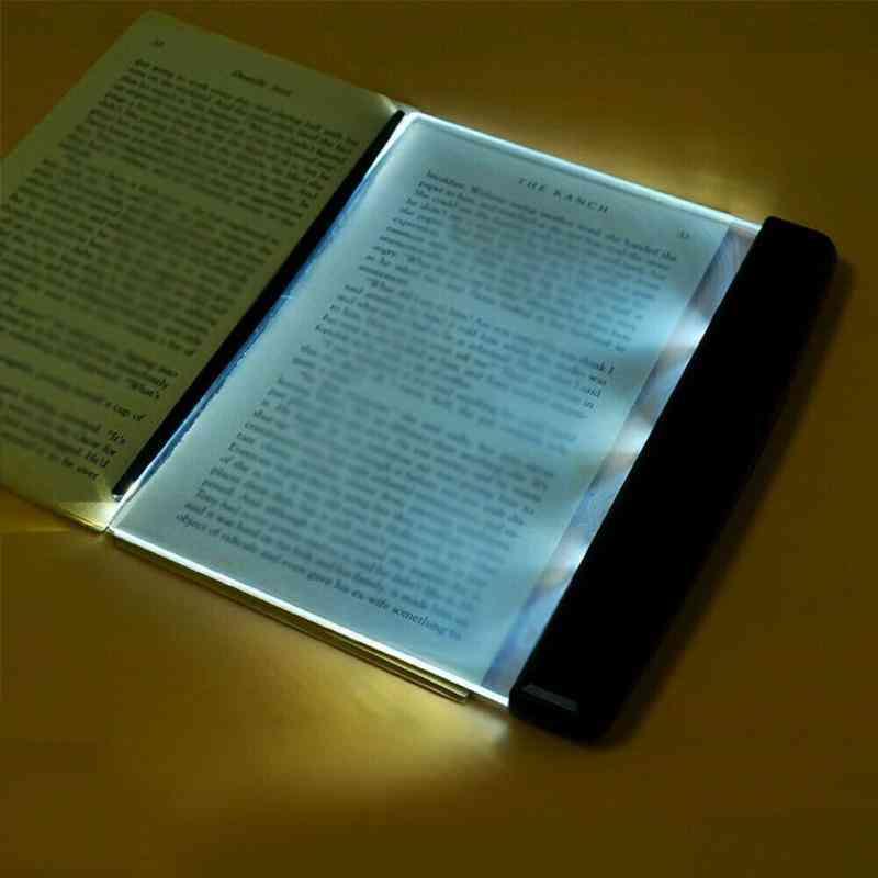 Book Eye Night Vision Light Reading Wireless Portable Led Panel