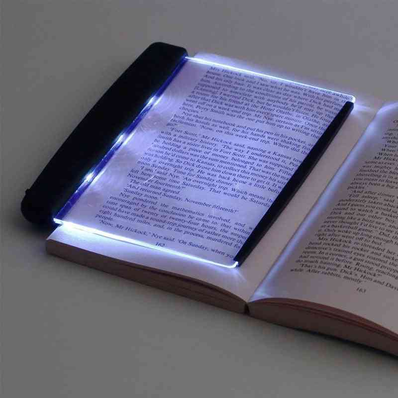 Portable Travel Dormitory Led Desk Lamp - Eye Protection Reading Night Light