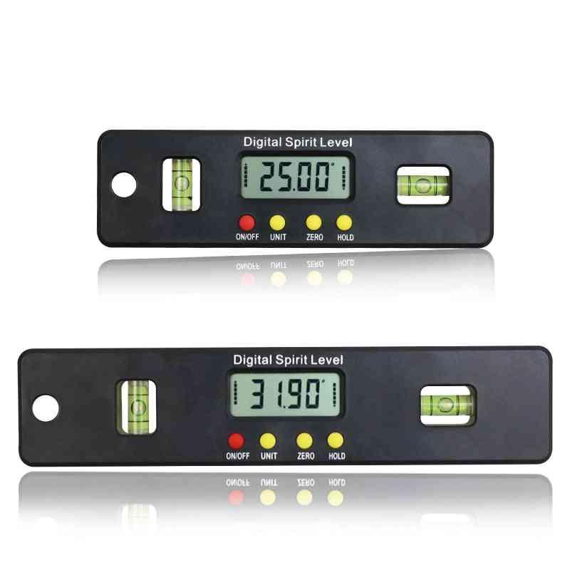 Electronic Angle Gauge Protractor Digital Level Box