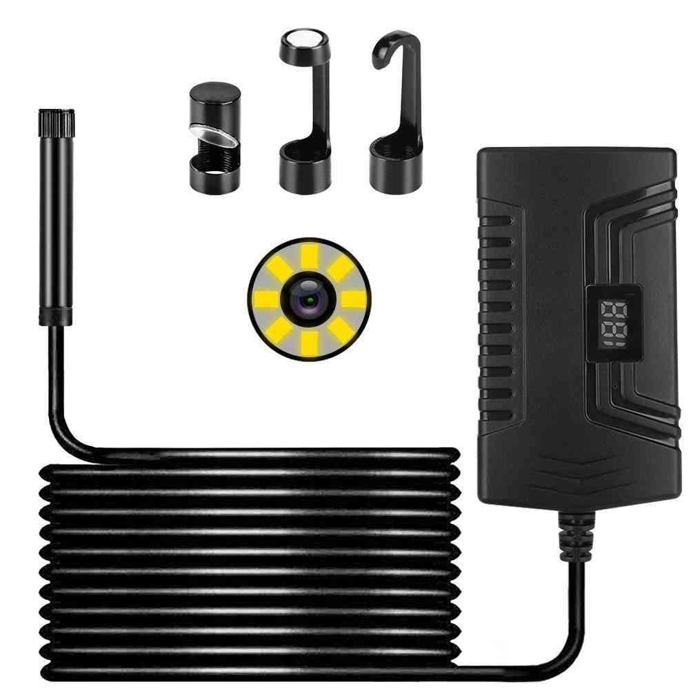 1080p Camera Car Wifi Borescope Waterproof Industrial Endoscope
