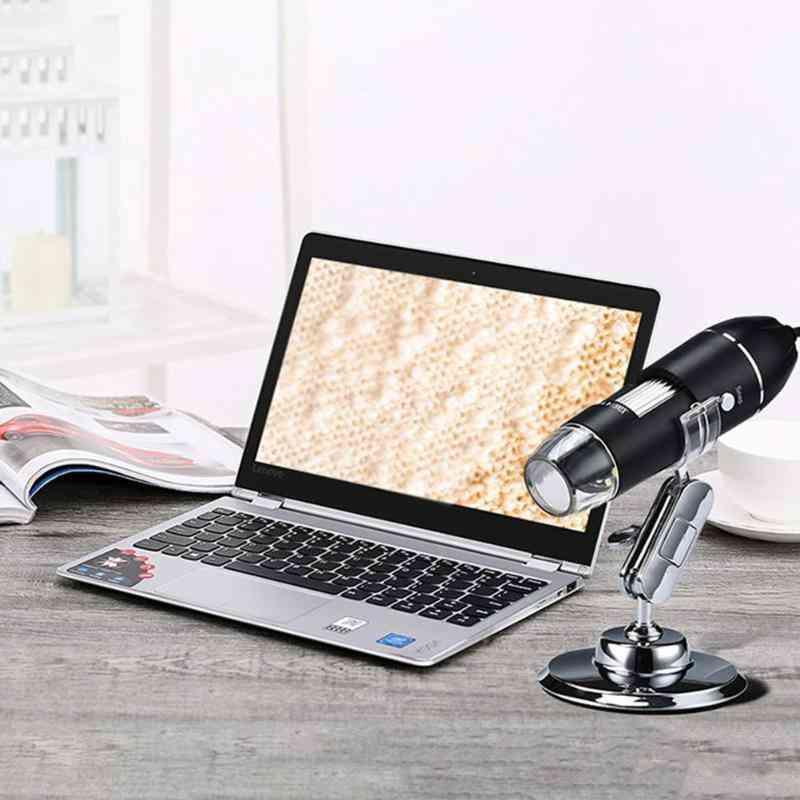 1080p Wifi Digital 1000x Microscope Magnifier