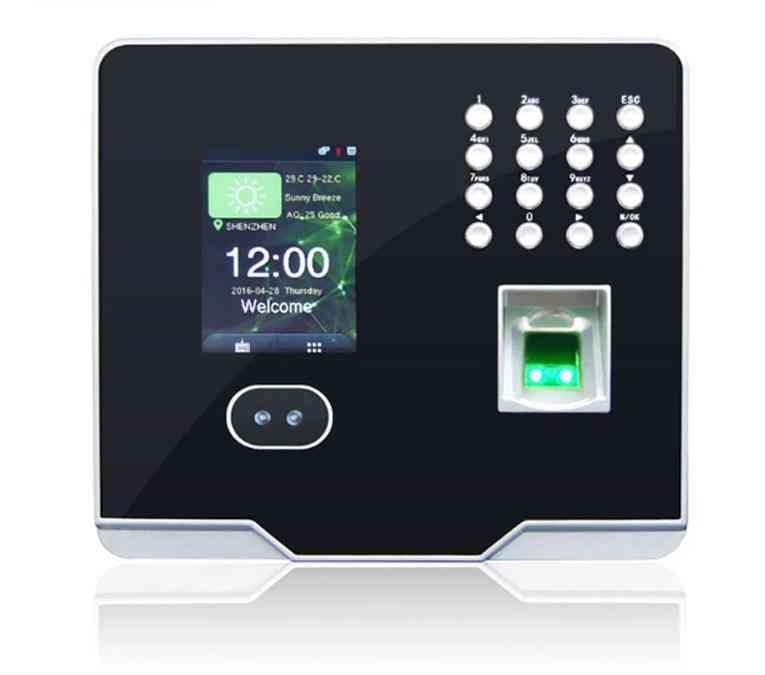Fingerprint Recognition Door Access Control System