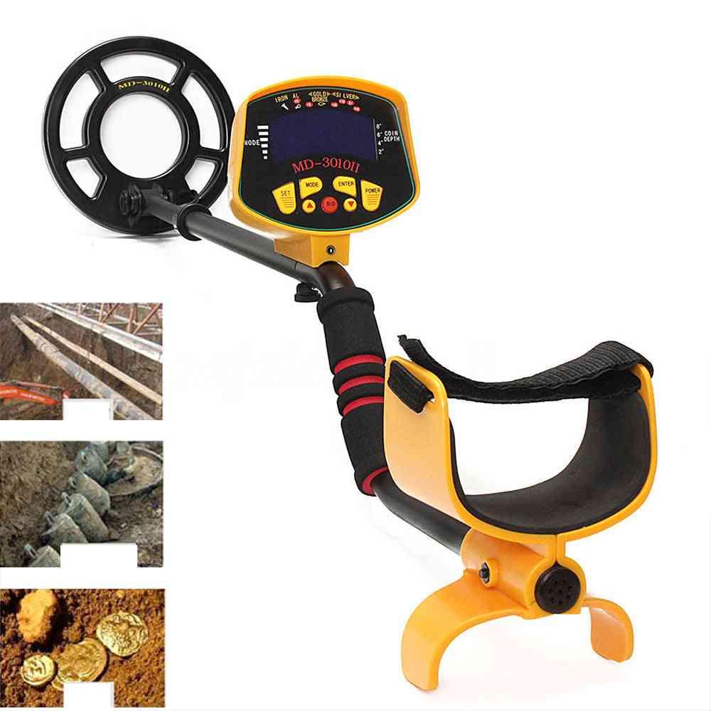 Underground Metal Detector & Gold Digger, Treasure Hunter Tracker