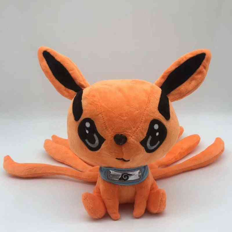 Nine-tail Fox Soft Plush, Action Figure Doll Toy