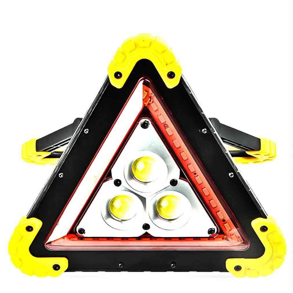 Safety Triangular Warning Sign For Traffic