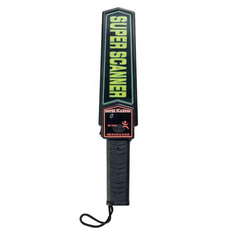 Security Scanner Md-3003b1 Handheld Metal Detector