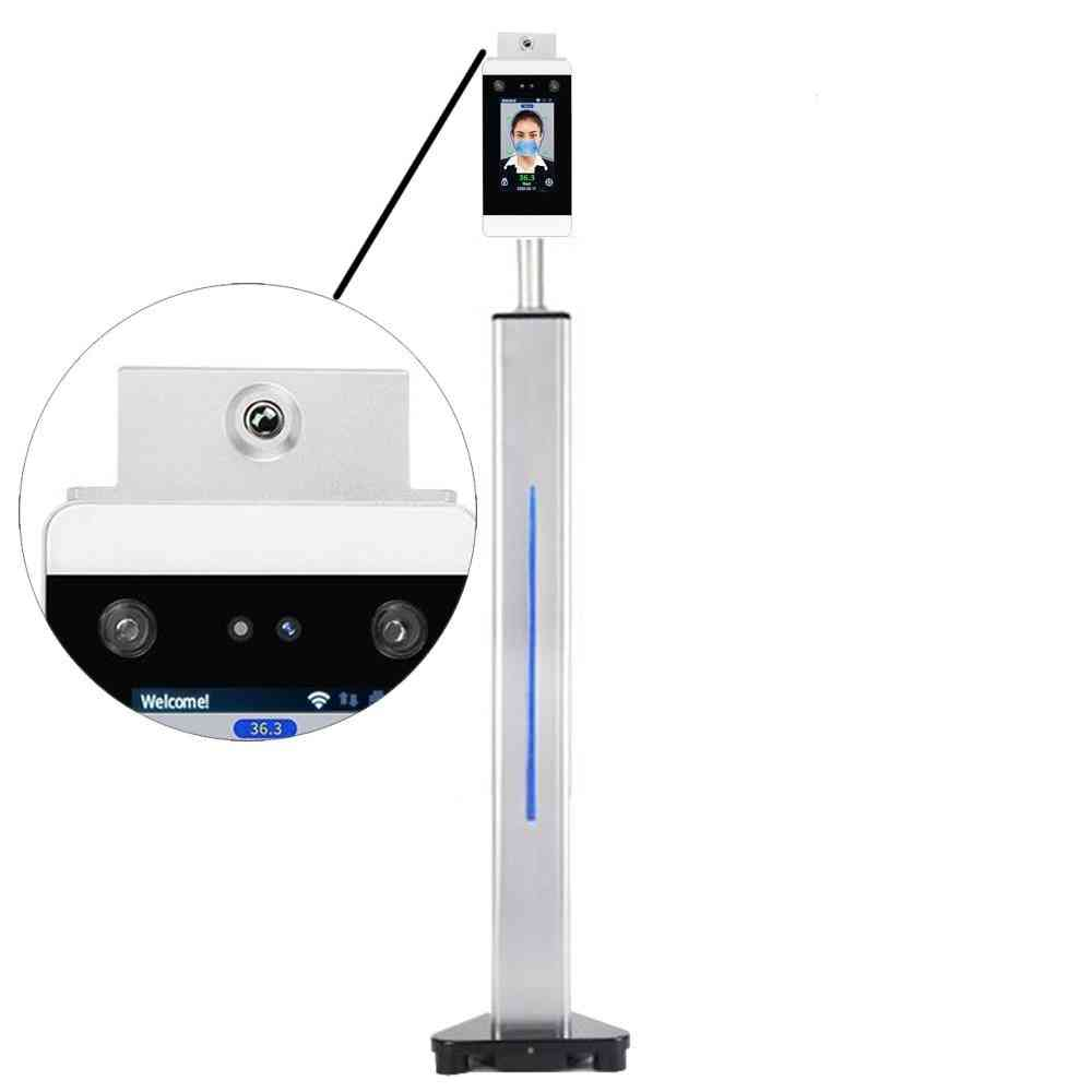 Facial Recognition Time Attendance And Access Control System