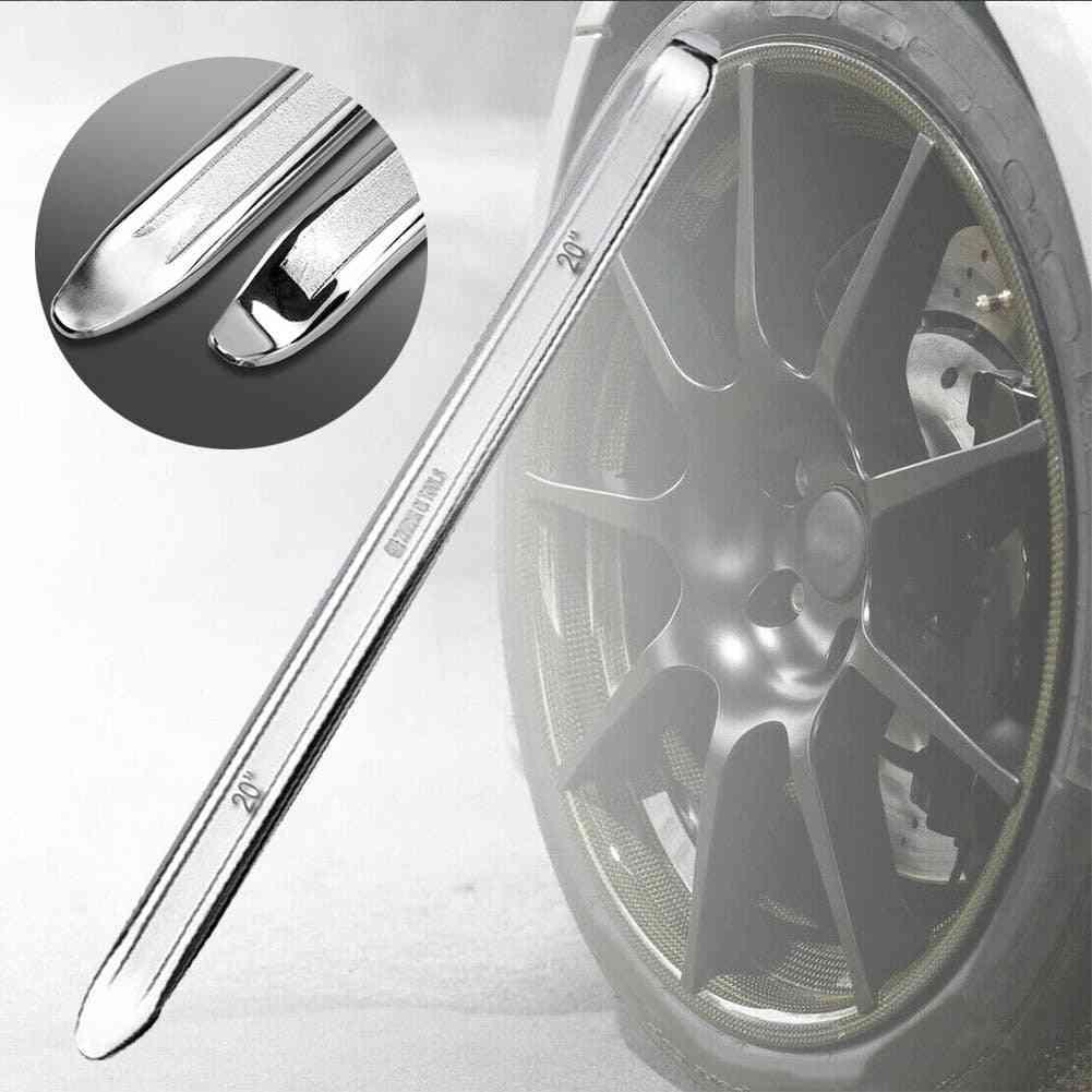 Steel Tire Crowbar, Changer Bike Smooth Clamp, Repair Pry Bar Tool
