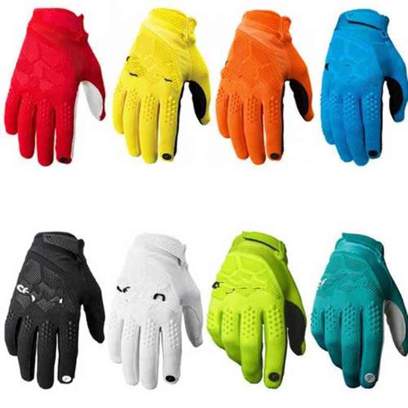 Motocross Mountain Bike, Racing Sport Gloves