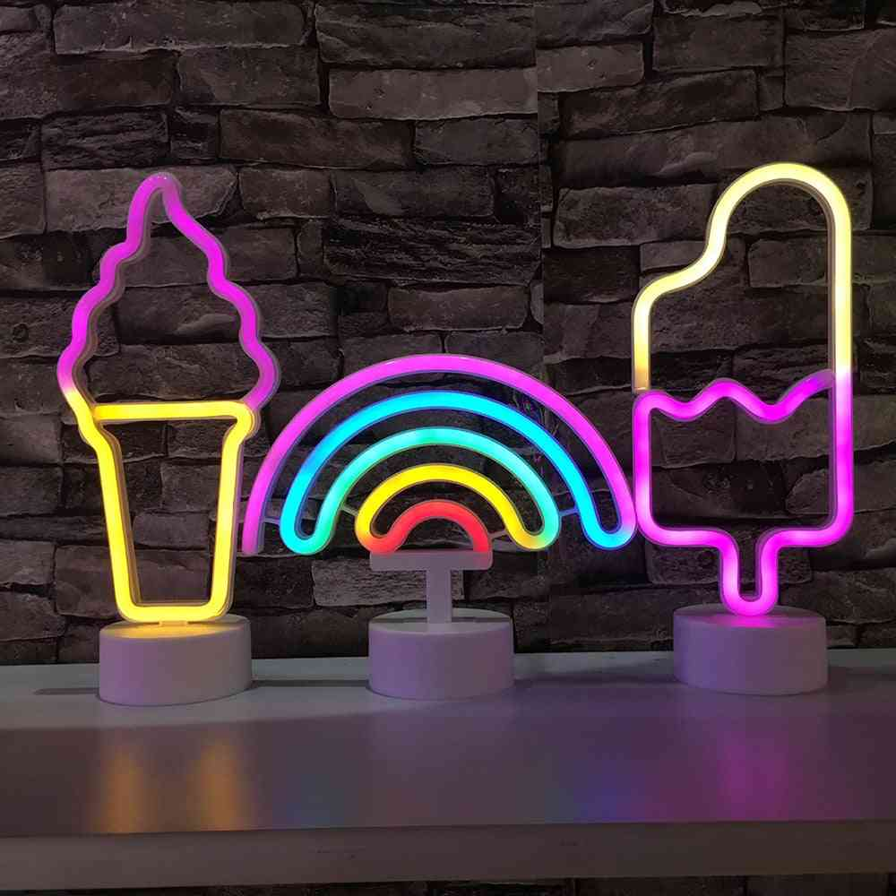 Usb/battery Operated Led Neon Light