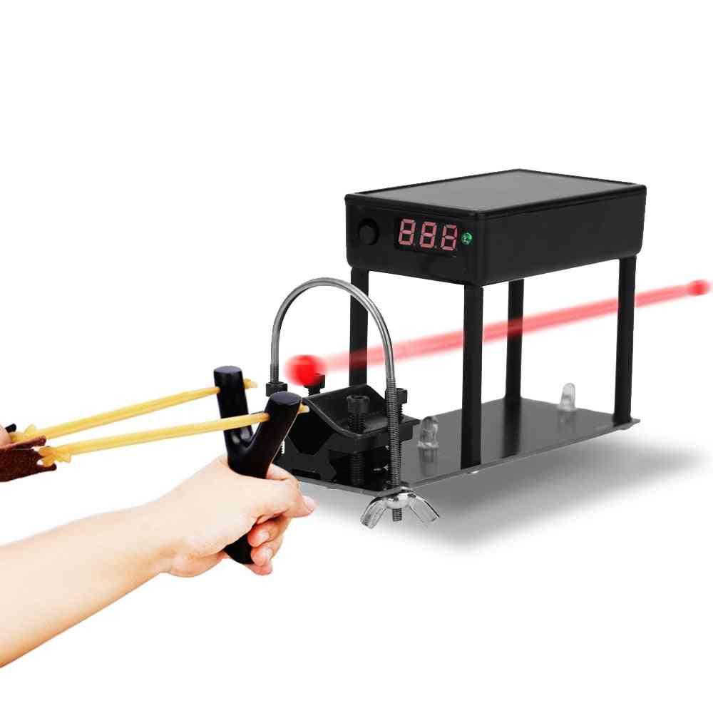 Multifunctional Led Indicator Speed Measuring Instrument