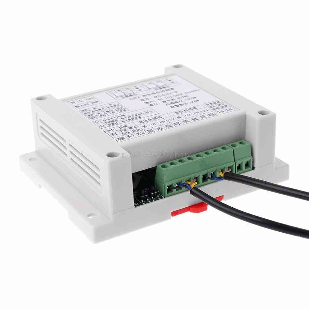 High And Low Liquid Level Intelligent Automatic Controller With 2 Non-contact Sensor Module