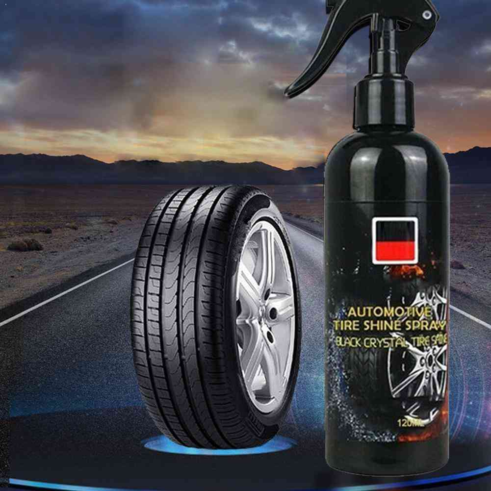 Car Tire Cleaner, Auto Tires Coating Protectant Cleaning Polishing Tool