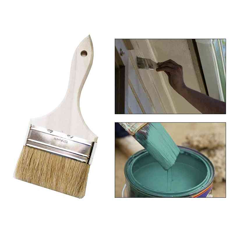High-quality Wooden Handle Paint Brush