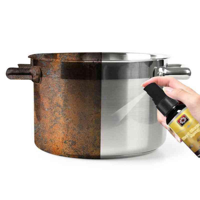 Car Rust Converter Wash Anti-corrosive Spray Paint