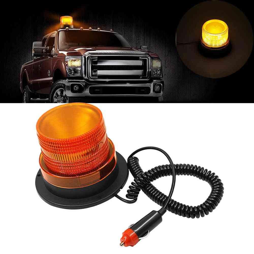 Car Rotating Traffic Safety Warning Flash Strobe Lamp