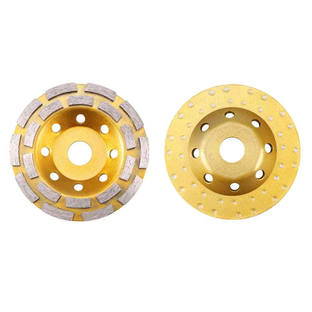 Diamond Grinding Disc Abrasives Concrete Tool, Consumables Wheel Metalworking Cutting