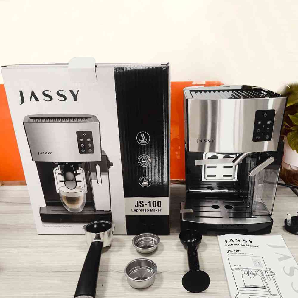19 Bar Espresso Coffee Machine With Automatic Hot Milk Frothing,