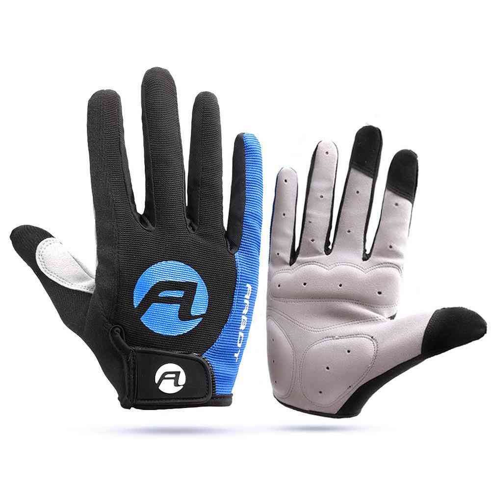 Waterproof Gloves, Motorcycle Anti-skid, Sun-proof, High Temperature Resistance, Warm Touch Screen