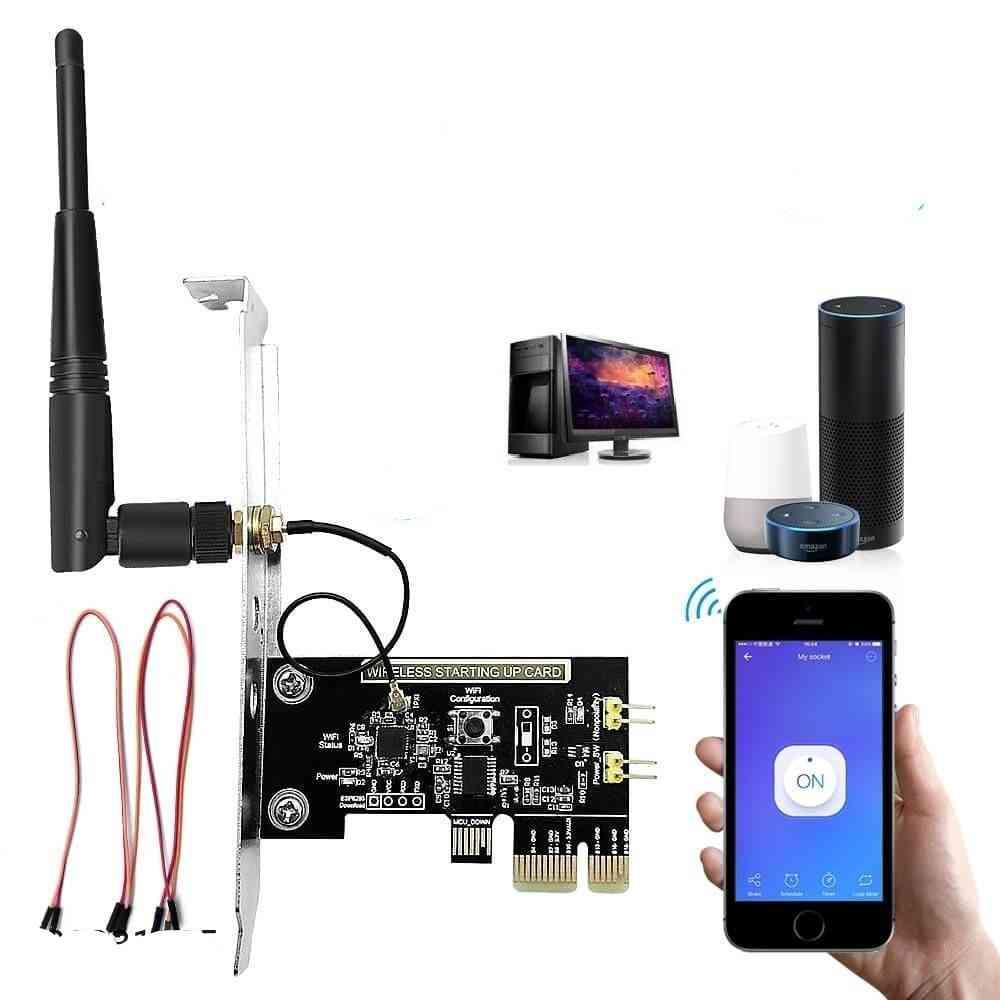 Ewelink Wifi Wireless Smart Switch Relay Module