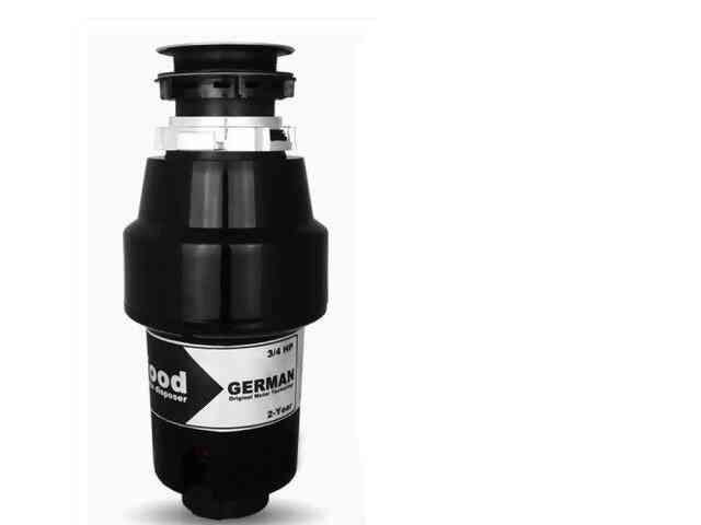 Horsepower Deluxe, Feed Disposal Food Waste, Disposer Air Switch